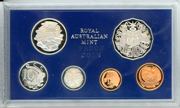 Thumbnail for 1980 Australian Proof Set