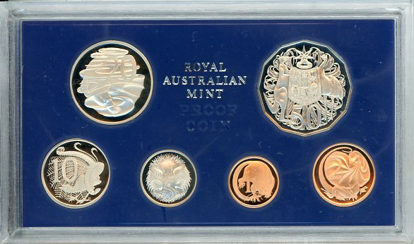 Thumbnail for 1981 Australian Proof Set
