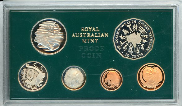 Thumbnail for 1982 Australian Proof Set