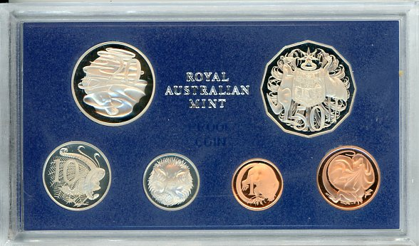 Thumbnail for 1983 Australian Proof Set