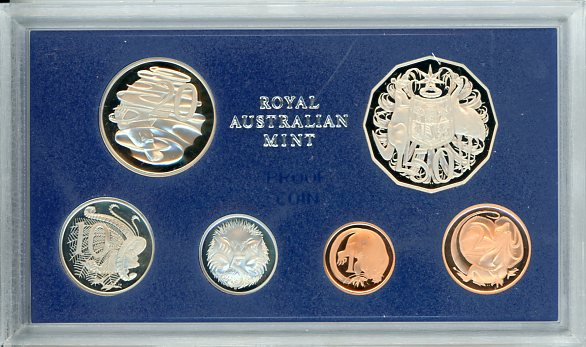 Thumbnail for 1984 Australian Proof Set