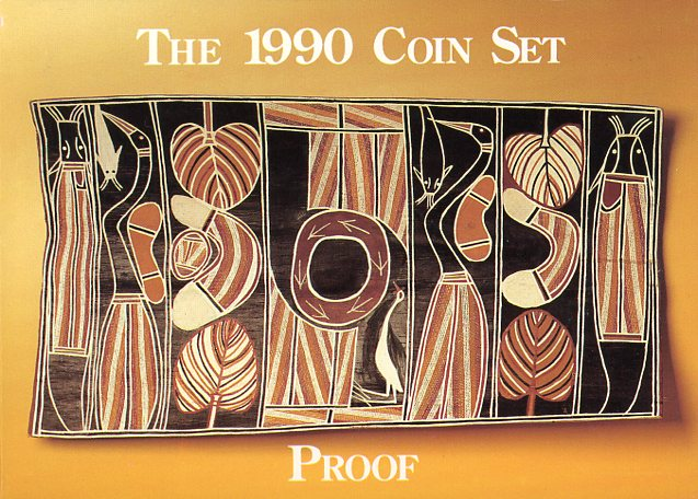 Thumbnail for 1990 Proof Set - Coin Fair Issue