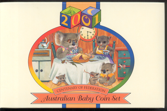 Thumbnail for 2001 Baby Proof Set