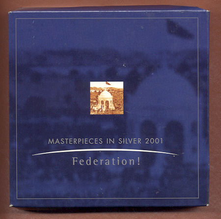 Thumbnail for 2001 Masterpieces in Silver