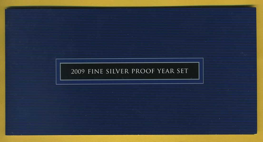 Thumbnail for 2009 Australian Fine Silver Proof Set