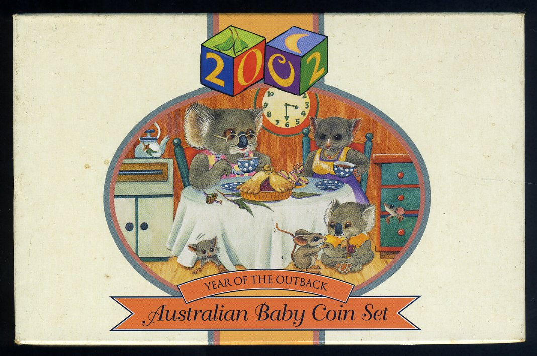 Thumbnail for 2002 Baby Proof Set
