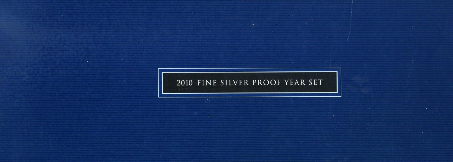 Thumbnail for 2010 Australian Fine Silver Proof Set