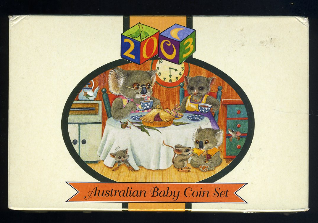 Thumbnail for 2003 Baby Proof Set