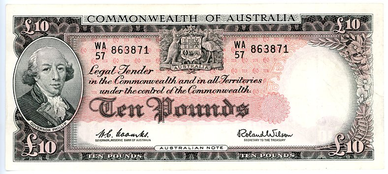 Thumbnail for 1960 Coombs-Wilson WA57 863871 aEF