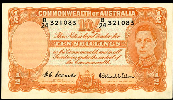 Thumbnail for 1952 Coombs-Wilson B24 321083 VF