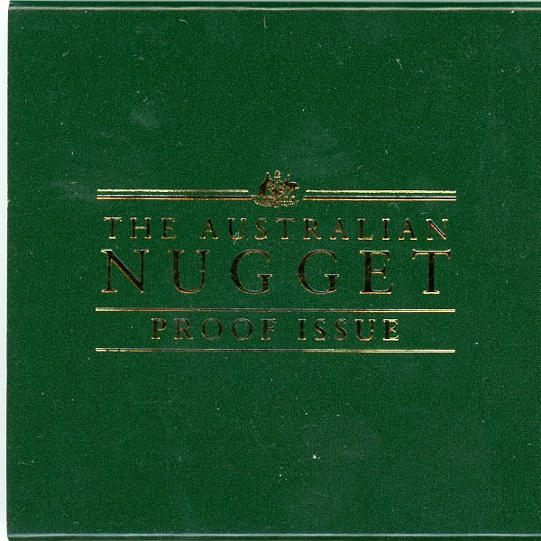 Thumbnail for 1995 Australian Nugget Proof Issue