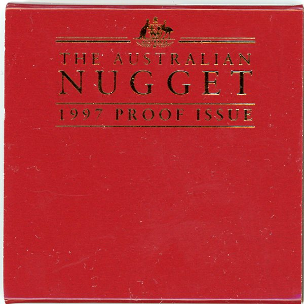 Thumbnail for 1997 Australian Nugget Proof Issue