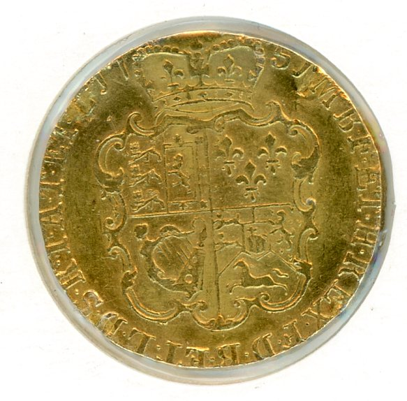 Thumbnail for 1757 George II Gold One Guinea