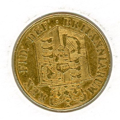Thumbnail for 1817 George III Gold Half Sovereign