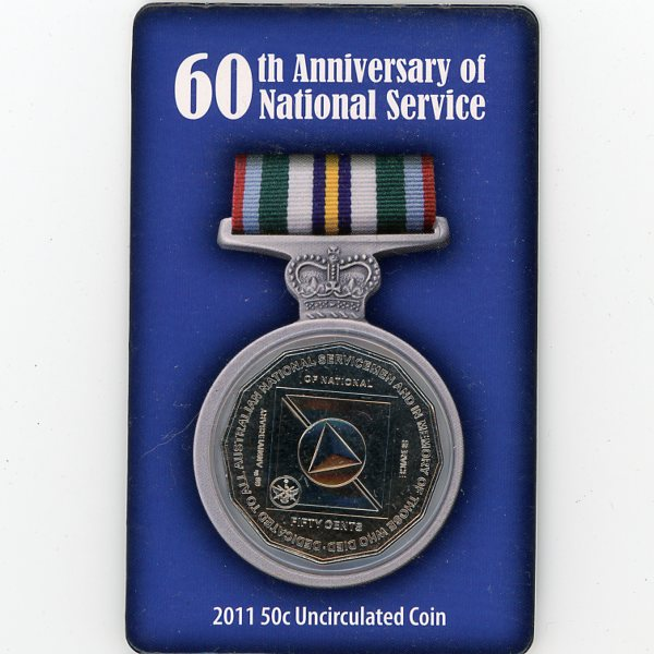 Thumbnail for 2011 60th Anniversary of National Service