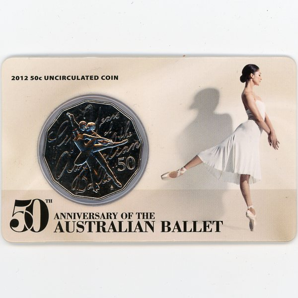 Thumbnail for 2012 50th Anniversary of the Australian Ballet