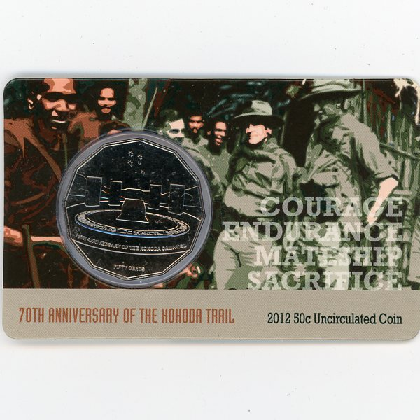 Thumbnail for 2012 70th Anniversary of the Kokoda Trail