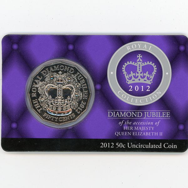 Thumbnail for 2012 Diamond Jubilee of Accession of Queen Elizabeth II