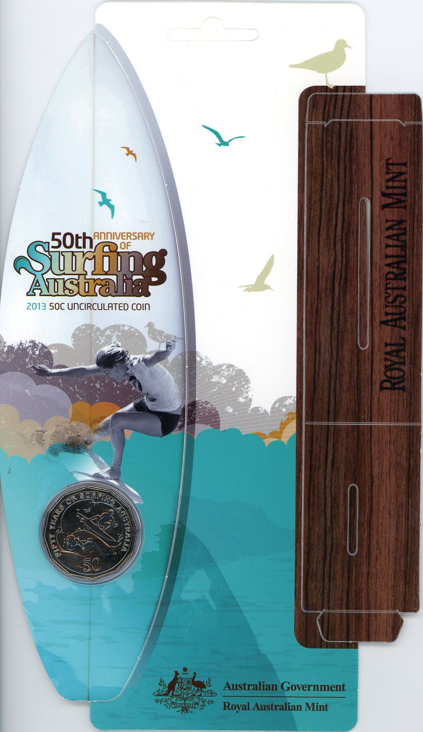 Thumbnail for 2013 50th Anniversary of Surfing Australia