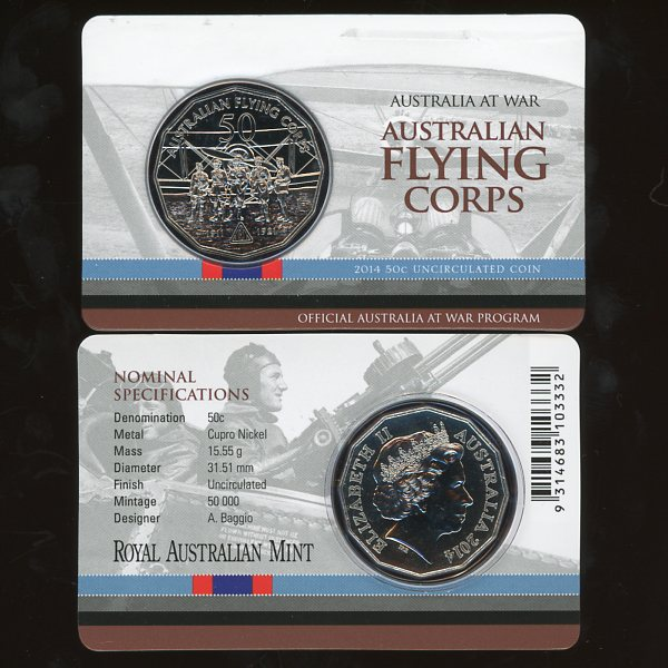 Thumbnail for 2014 Australia At War - Australian Flying Corps