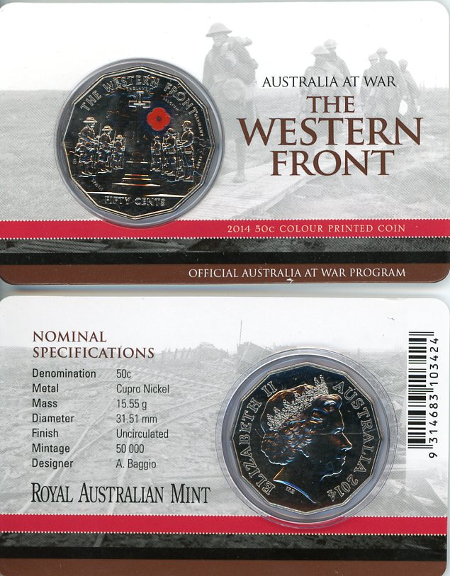 Thumbnail for 2014 Australia At War - The Western Front
