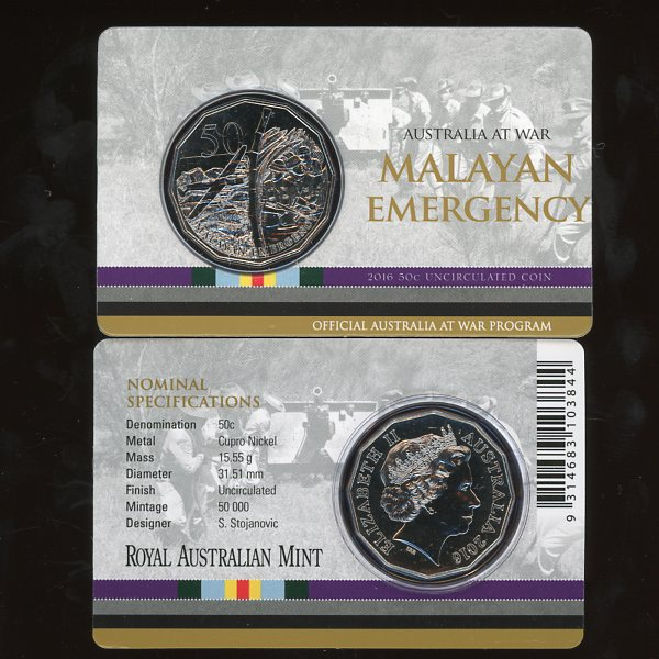 Thumbnail for 2016 Australia At War - Malayan Emergency