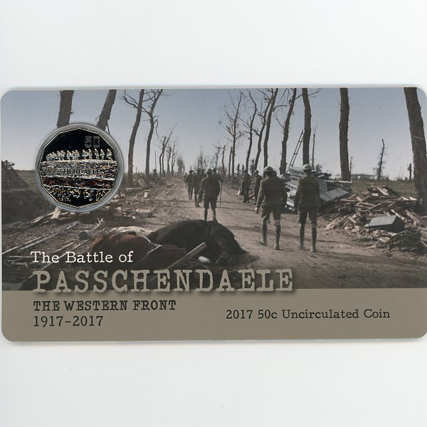 Thumbnail for 2017 The Battle of Passchendaele