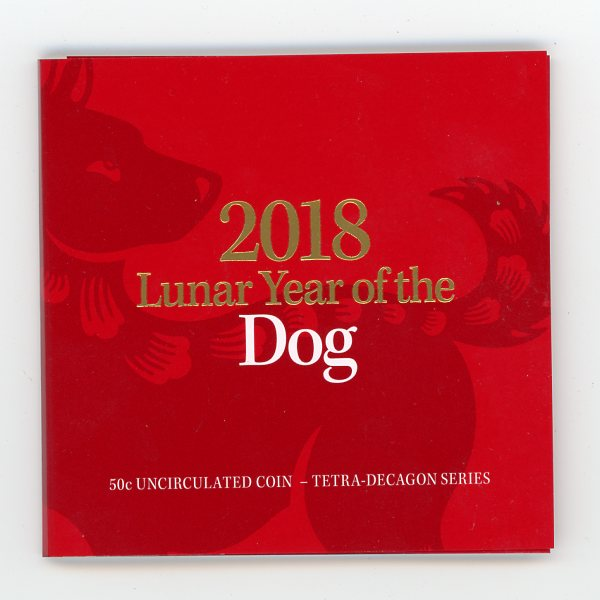 Thumbnail for 2018 Lunar Year of the Dog Tetra-Decagon Series