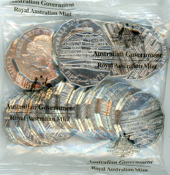 Thumbnail for 2019 International Year of Indigenous Languages - Mint Pack of 20 UNC
