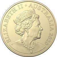 Image 4 for 2020  QANTAS Centenary - Celebrating 100 Years $1 AlBr UNC Coin on DCPL Card