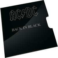 Image 1 for 2020 20c Coloured Uncirculated Coin 45th Anniversary ACDC - Back In Black  Album Release