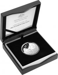 Image 5 for 2021 Lunar Year of the Ox $5 1oz Silver Proof Domed Coin