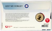 Image 2 for 2021 Issue 19 $1 Perth Mint Lest We Forget  RAAF PNC