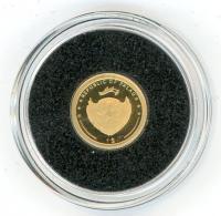 Image 2 for 2006 Palau 0.5 .999 Gram One Dollar - Columbus Santa Maria