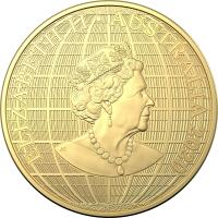 Image 2 for 2020 $100 Beneath the  Southern Skies Gold RAM Investment Coin