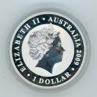 Image 2 for 2009 1oz Koala .999 Silver