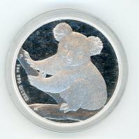 Image 1 for 2009 1oz Koala .999 Silver