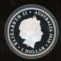 Image 3 for 2010 Perth Mint Coin Show Special ANDA - Celebrate Australia Queensland