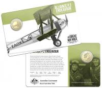 Image 1 for 2019 Centenary off the Great Air Race Uncirculated $1.00 - Alliance P.2 Endeavour