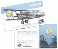 Image 1 for 2019 Centenary off the Great Air Race Uncirculated $1.00 - Martinsyde A1