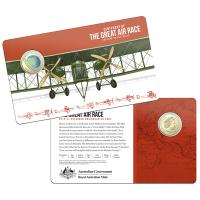 Image 2 for 2019 $1 Uncirculated 8 Coin Set - Centenary of the Great Air Race