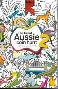 Image 1 for 2021 Great Aussie Coin Hunt 2 - Folder only - No Coins