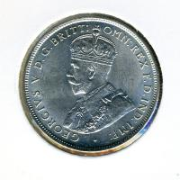 Image 2 for 1916 George V Florin - aUNC