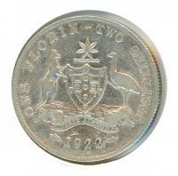 Image 1 for 1922 Australian Florin FINE