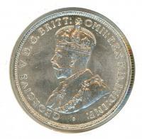 Image 2 for 1931 George V Australian Florin aUNC