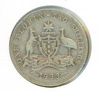 Image 1 for 1933 Australian Florin (C) FINE