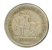 Image 1 for 1934-35 Australian Florin (G) gEF
