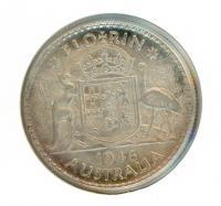 Image 1 for 1946 Australian Florin (B) EF
