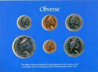 Image 3 for 1984 Mint Set