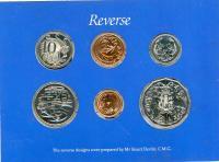 Image 2 for 1984 Mint Set